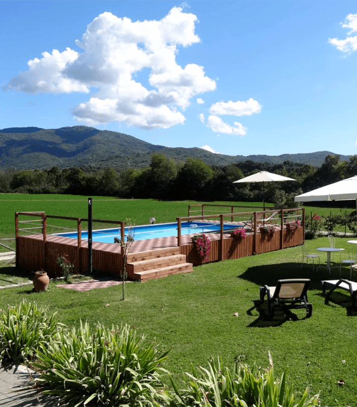piscina valle degli arci