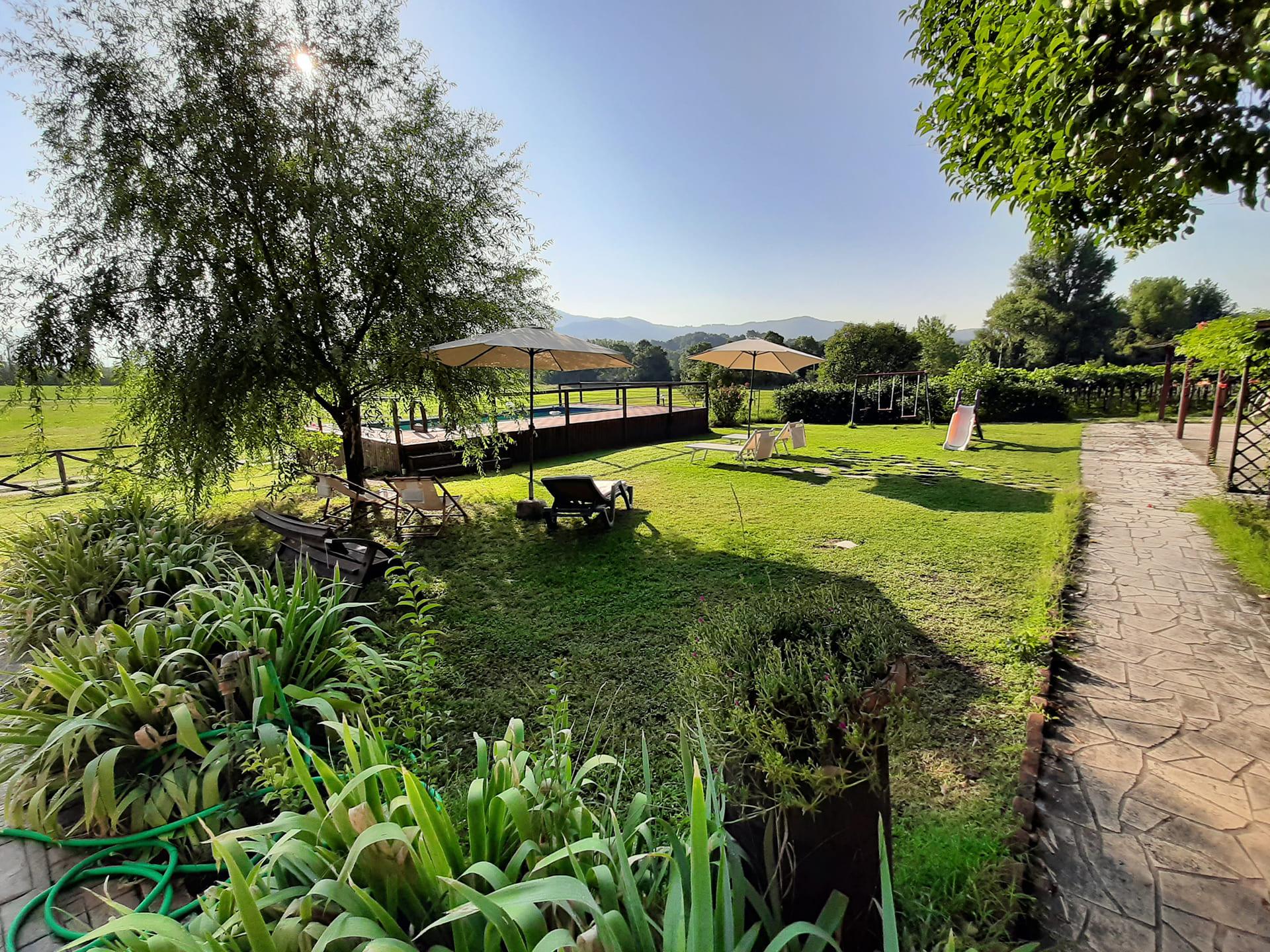 giardino valle degli arci